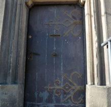 metalowe drzwi