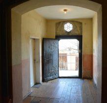 korytarz pastorówki