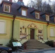 Izba Górnictwa i Historii Złotego Stoku w budynku dawnej górniczej cechowni