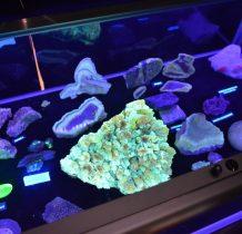 świecace minerały