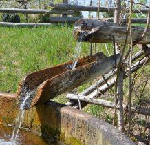 lanie wody