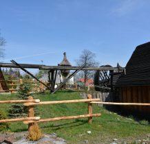 wioska sredniowieczna