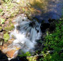 potok Lutynia nabiera rozpędu