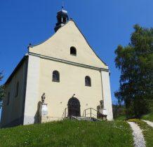 Lutynia-kościół z 1784 roku