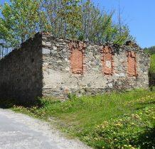 ruiny budynków