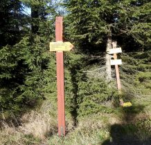 38. pójdziemy w lewo w kierunku Przełęczy Suchej