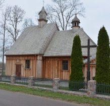 kościół z połowy XVII wieku