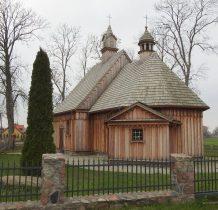 zbudowany jako kaplica dworska