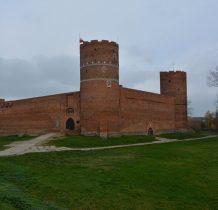 zamek zbudowany na przełomie XIV i XV wieku