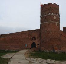 typowy przykład zamku nizinnego