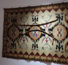 ogladamy wystawę czasowa Łucznictwo w Tradycji Sarmackiej