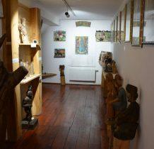 kolekcja rzeźby ludowej