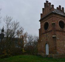 dzwonnica i Kościół Farny