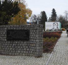 na pamiatkę pobytu Marii Konopnickiej