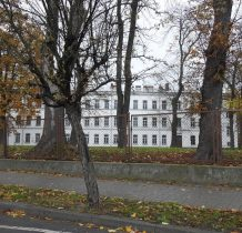 Ciechanów-zespół budynków koszarowych z lat 1880-1890