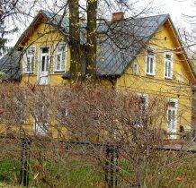 willa Alma-tutaj Świętochowski spędził ostatnie lata swego życia