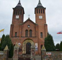 kościół z końca XIX wieku