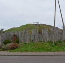 """""""Zielona Góra""""-wczesnośredniowieczne grodzisko"""
