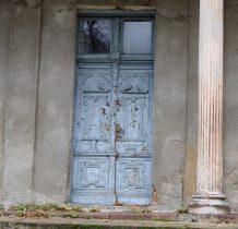 piękne,stare drzwi