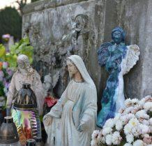 figurki świętych