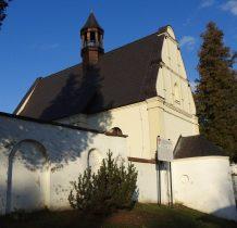 kościół cmentarny św.Rocha z 1691 roku