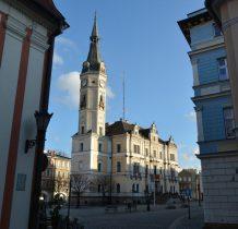 ratusz-pierwotny budynek wzmiankowany już w 1537 roku