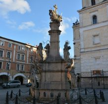 kolumna wotywna Trójcy Świętej z 1739 roku