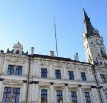 po pożarach w 1784 i1804 nastapiła gruntowna przebudowa w 1872 roku