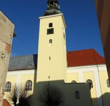 przebudowany w XVII wieku