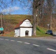 kapliczka domkowa z 1834 roku