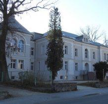 dawny szpital miejski z lat 1893-94