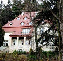 """Villa Barbara""-bywał tu Goethe,car Aleksander I  czy Fyderyk Wilhelm III"