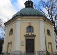 kaplica św.Jerzego-wejście