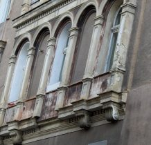 detale architektoniczne -Grafenhaus