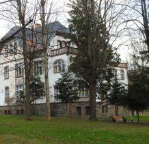 dawna villa Lucia z poczatku XX wieku-obecnie biuro zarzadu uzdrowiska
