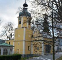 Kaplica zdrojowa-sanktuarium-kościółek z 1679 roku