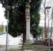 Kolumna Maryjna z 1887 roku