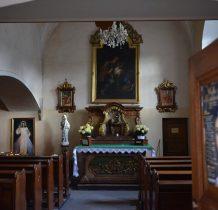 kościółek służył kiedyś jako zakład kapielowy