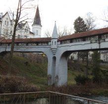 """Kryty Most i rezydencja Victoria-""""Zamek Bieli"""""""