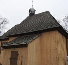 kościółek oczywiście zamknięty