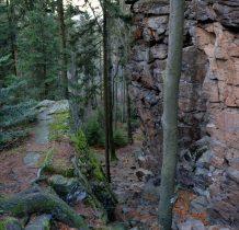 Skalna Brama 742m n.p.m.