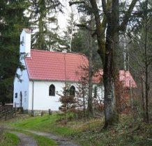 został kościółek z 1872 roku