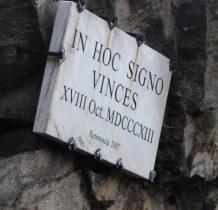 """""""w tym znaku zwyciężysz 18 października 1813"""""""