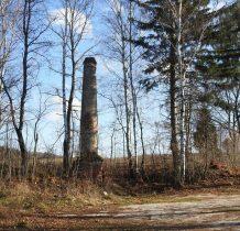 Skrzynka-ruina cegielni