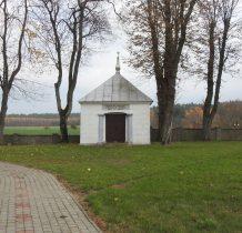 kaplica grobowa z XIX wieku
