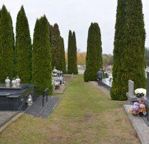 Szydłowo-na cmentarzu