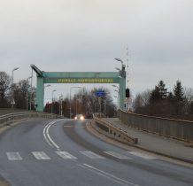 Drewnica-most zwodzony na Szkarpawie