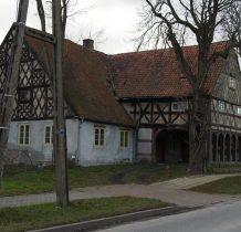 dom podcieniowy z 1792 roku