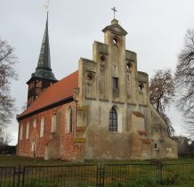 najstarsza wschodnia część kościoła