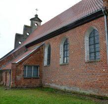 kościół w Kożlinach
